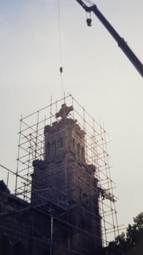 2000년 성전증축